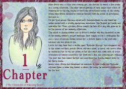 Grace Chapter One