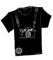 THE TEE in Black