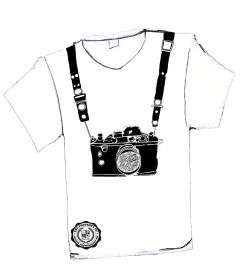 THE TEE in White