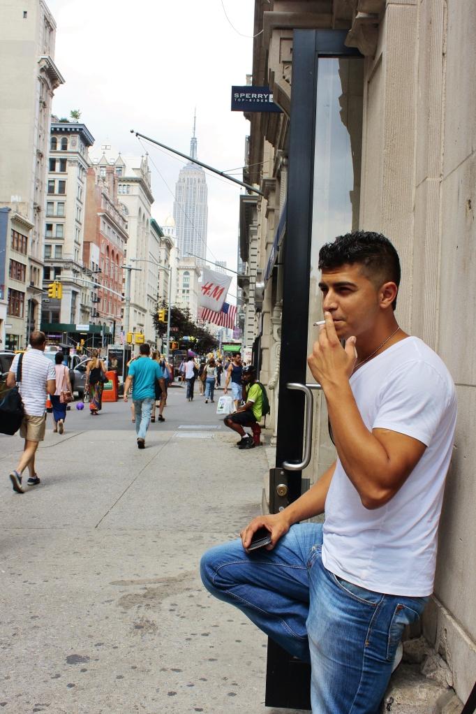 NewYorker in New York