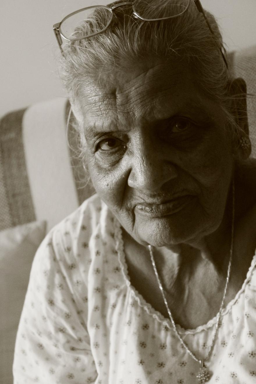 Pash Khosla (née Sohni) by Tanisha Sharma