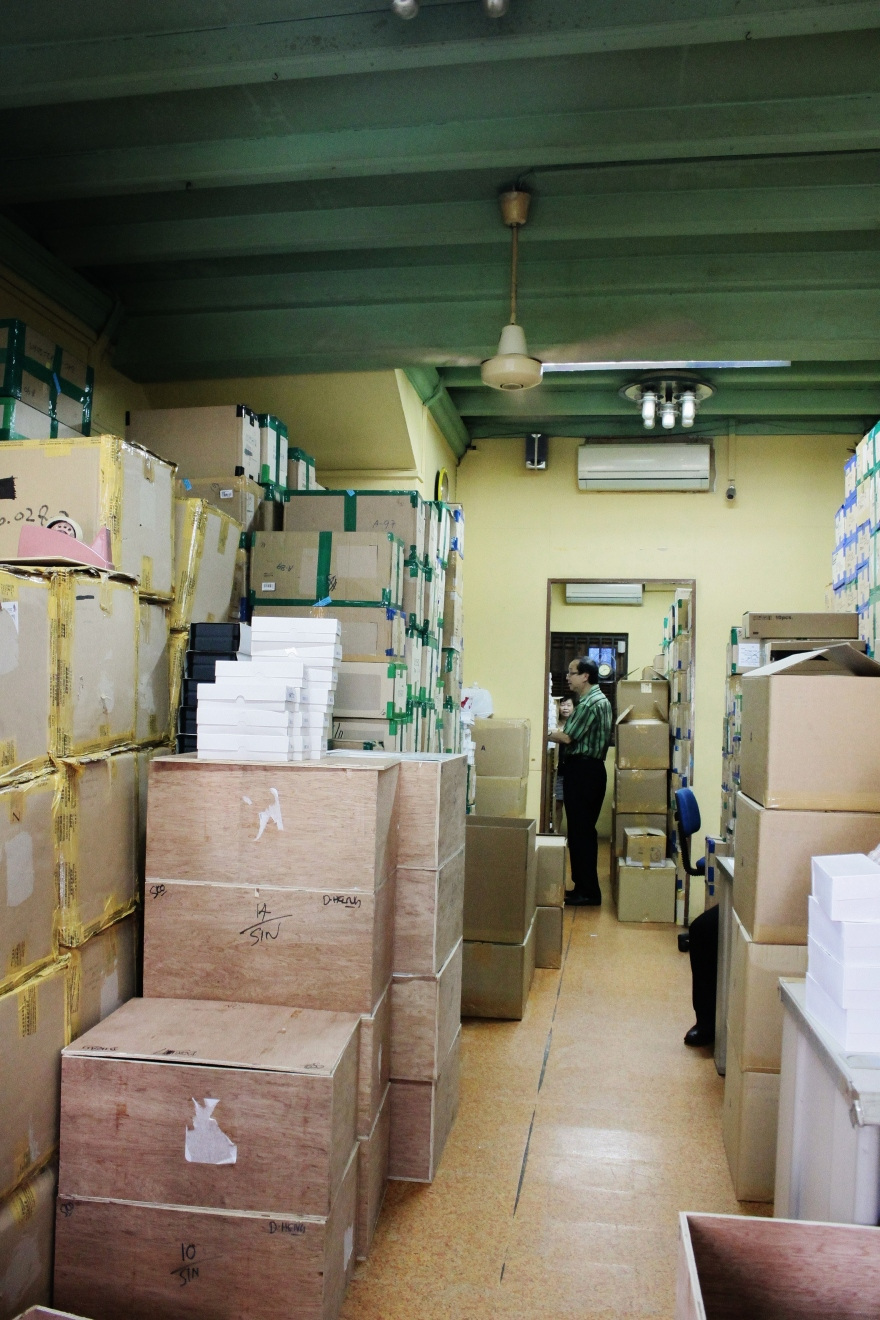 A Store Room of WATCHES!!!