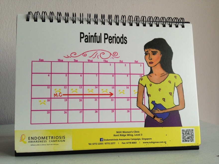 Painful Ouchies Periods
