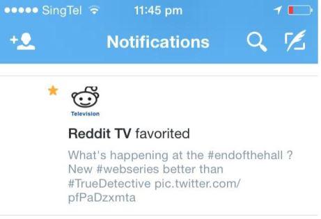 Reddit Favourites