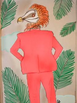 vultureman